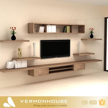 Modern Wooden Living Room Furniture