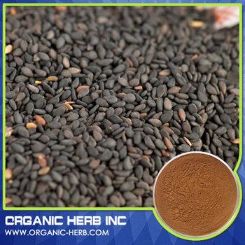 Economic and reliable organic black sesame powder