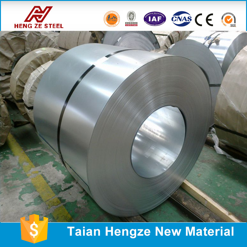 SECC DX51 ZINC Cold Rolled / Hot Dipped Galvanized Steel Coil / Sheet / Plate / Strip