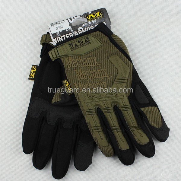 Military Wear Tactical M-Pact Covert full finger <strong>gloves</strong>