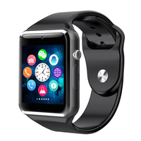 Wrist Watch Men Sport Watch For Android Phone A1 Smart Watch phone