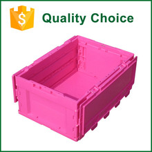 Eco-Friendly Recyclable Stackable Plastic Fruit Crates