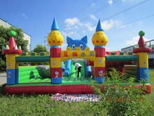 Professional manufacturer inflatable indoor playground, used bouncy castles for sale