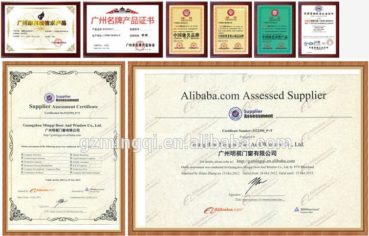 doors windows factory certificates.jpg