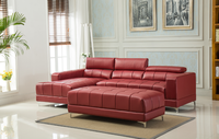 L Shape Living Room Left/Right Side Chaise Sofa Set ZOY -S9904A