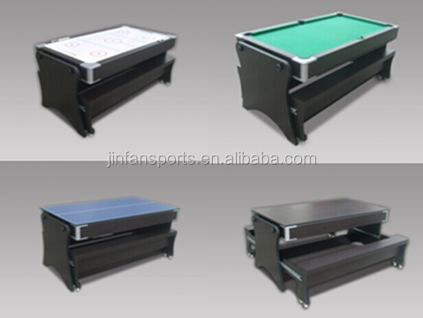 Hockey Table/baby Foot/tournament Choice Air Hockey Table   Buy 4 In 1  Multi Game Table,Game Table,Billiard Table Product On Alibaba.com