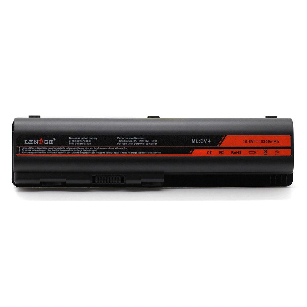 LENOGE Laptop Battery for HP Pavilion 484170-001 DV4 DV5 DV6 Compaq Presario CQ45 CQ60 G60 CQ61 CQ50 G71 CQ40 G50 G61 CQ60-615DX G71-340US G60-230US G60-535DX DV6-1355DX DV4-1000 DV5-1000