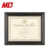 A4/8.5''*11''Customized Glass Certificate Frame Wholesale