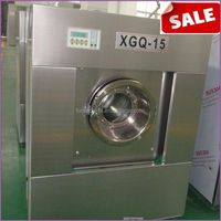 New design complete hotel industrial washing machine motor rated power