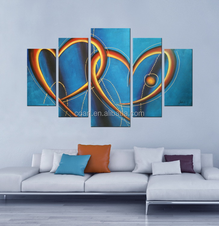 famous decorative home goods oil painting