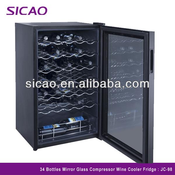 Mini Kühlschrank Glas : kompressor mini champagner k hlschrank glas kommerziellen minibar f r hotel haus restaurnt ~ Buech-reservation.com Haus und Dekorationen
