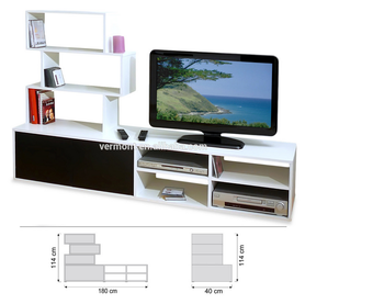 2017 living room furniture TV stand cabinet(VT-WT003)