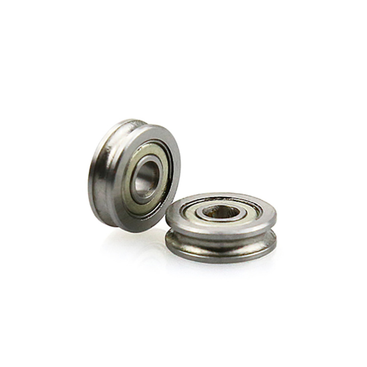 High Quality 3D Printer Accessories Mini 604ZZ U Groove Bearing