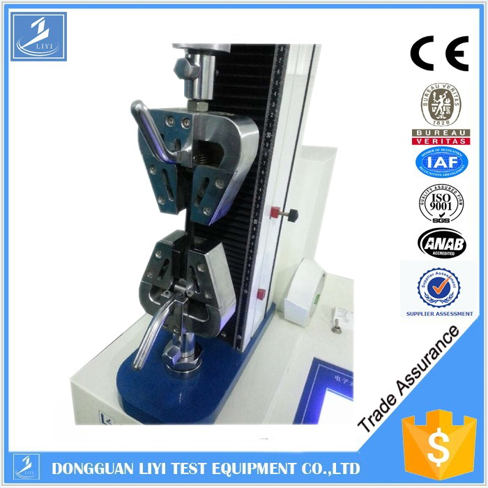 Stress Test Double Product: Universal Tensile Strength Measurement Tester, View