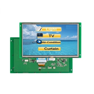 "STONE HMI PLC LCD Touch Screen For Equipment 10"" Touch Display Resistive"