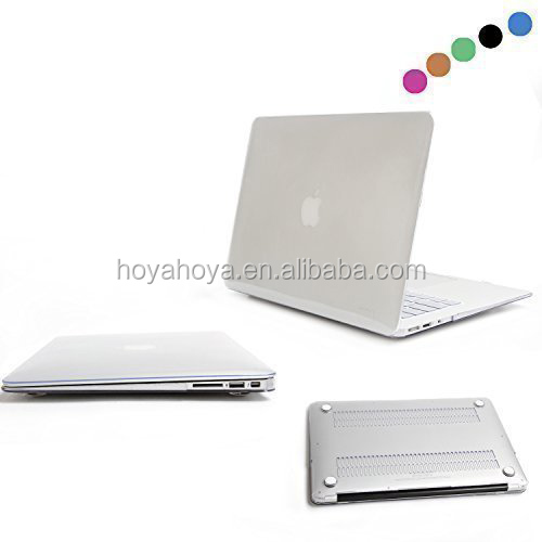 Clear Crystal Hard Cover for MacBook Air 13.3