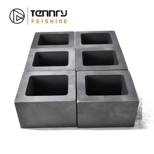 Isostatic Pressing Good Quality Graphite Mold for Melting Gold Supplier