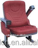 2015 Hot Deal movie theater seat auditorium chair with cup holder Y333