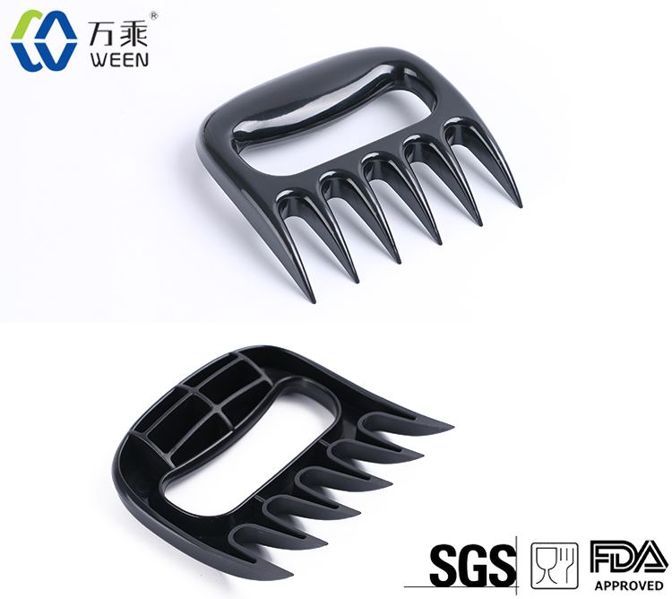 BBQ Meat Claws/Pulled Pork Shredder Bear Paw/Meat Handler Carving Forks
