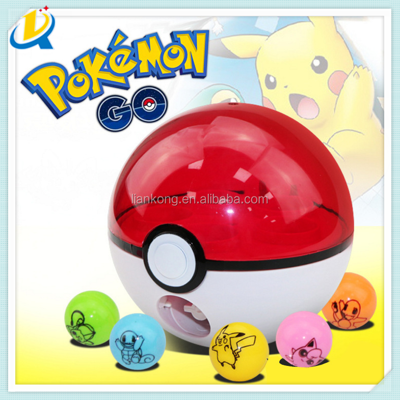 New Design Pokemon Ball Colorful Balls Toys For Kids 605321532