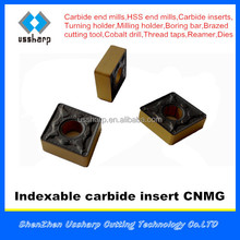 CNMG turning machine cutting tool insert PVD coating
