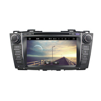 OEM 8'' 2 din car audio system for Mazada 5 2009-2012 Premacy rear camera digital TV dvd bluetooth gps stereo radio player