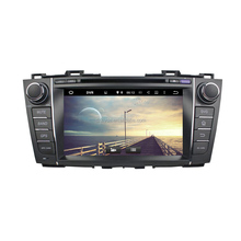 OEM 8 ''2 din sistema car audio per Mazada <span class=keywords><strong>5</strong></span> 2009-2012 Premacy posteriore fotocamera digitale TV dvd gps bluetooth stereo radio player