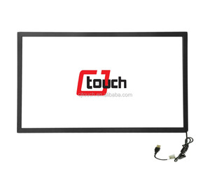 "(12.1-84"")19""-120"" IR Multi touch Overlay /frame for multi-display, exhibition, presentation, conference, computer screen, bank"