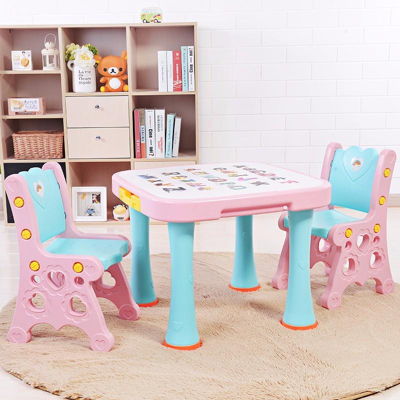 Los ni os de mesa de estudio ni os silla conjuntos de for Mamut muebles