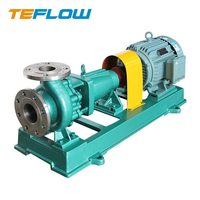 IH Chemical Industry High Temperature Oil circulating stainless steel centrifugal Pump