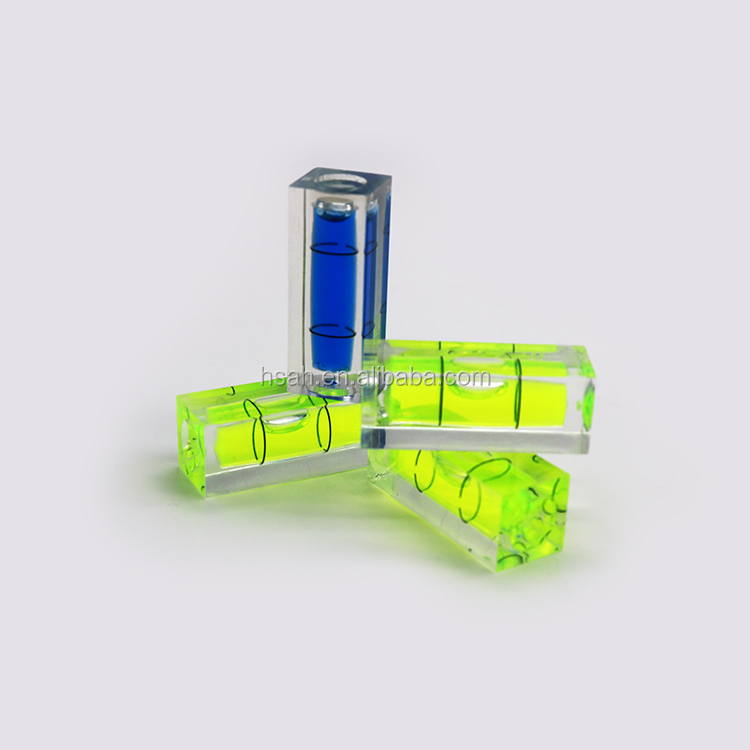 Glass Bubble Level Vials Circular and Tubular various type spirit level