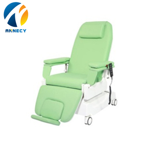AC-BDC003 china supplier medical equipments Electric blood collection chair for hemodialysis use