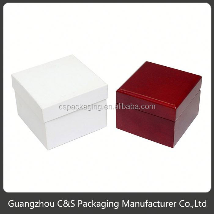 Promotional Various Design Wood Jewelry Box Kit