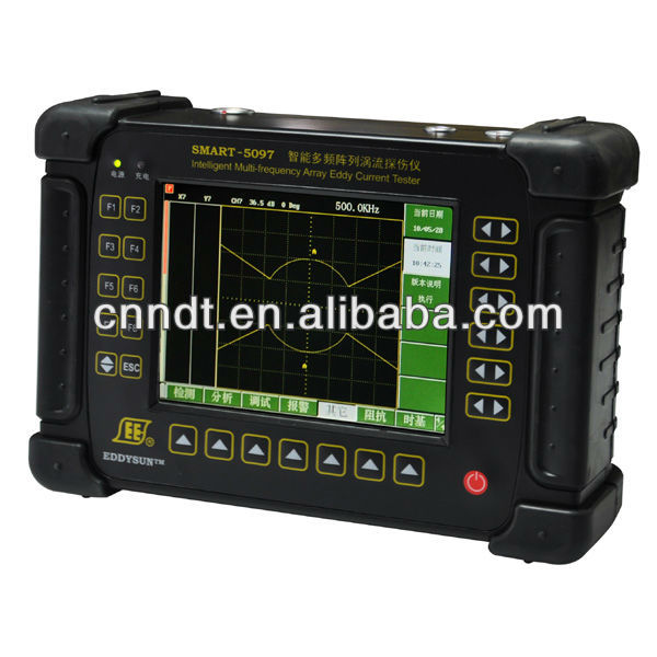 Leading NDT equipment / flaw detector manufacturer