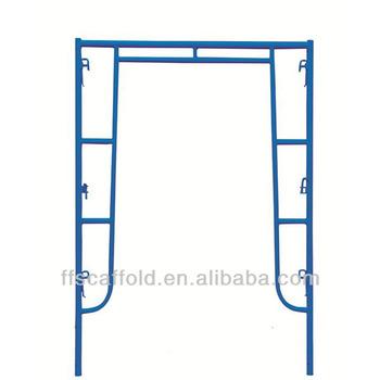 Door Frame/walk Thru Frame Type Scaffolding For Sale - Buy Walk ...