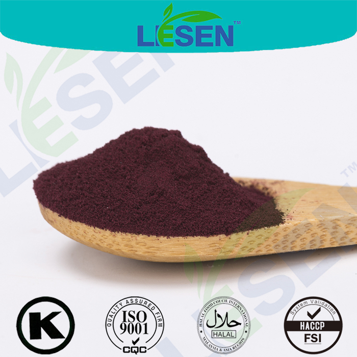 Factory Supply 100% Natural Cranberry Extract Powder/ Proanthocyanidins 5%-50%