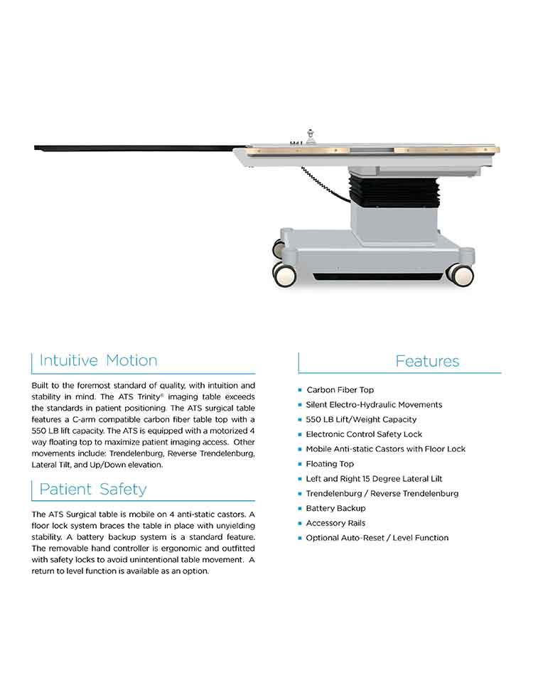 carbon fiber board Electric Operating Table C-arm X-ray machine Imaging  Table, View orthopedic operating tables, Yikun Product Details from Nantong