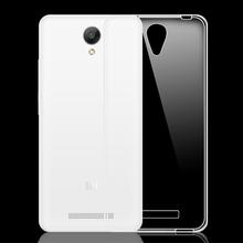 Xiaomi Redmi Note 2 Silicon Case 100% Original Accessories Comfortable TPU Back Protector Cover For Mobile Phone + Free Shipping