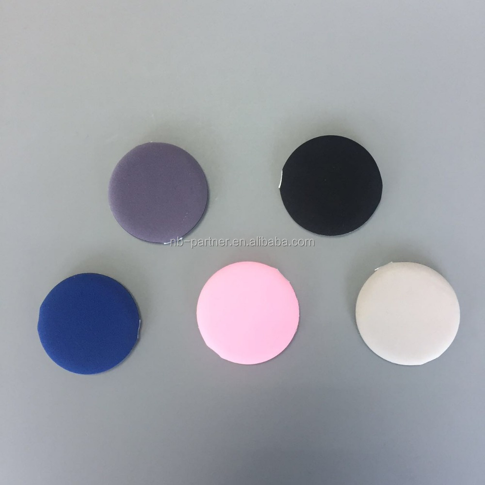 2017 Makeup free samples powder compact puff air cushion case puff for bb cushion case