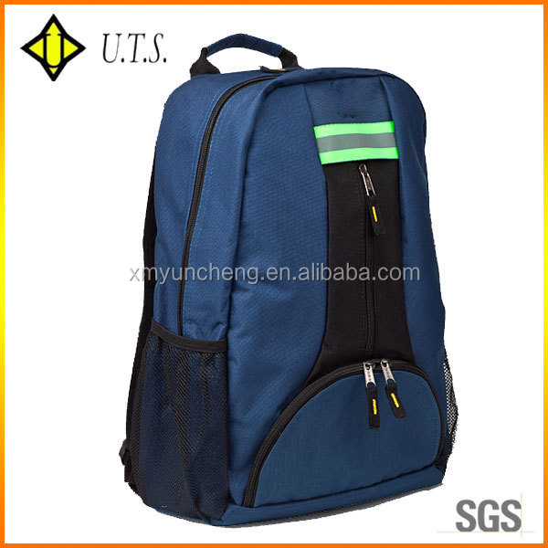 Durable reflective Stripe Backpack For Teenagers