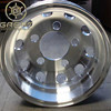 16x7 Light Truck Rim For Van With 6 Bolt Hole