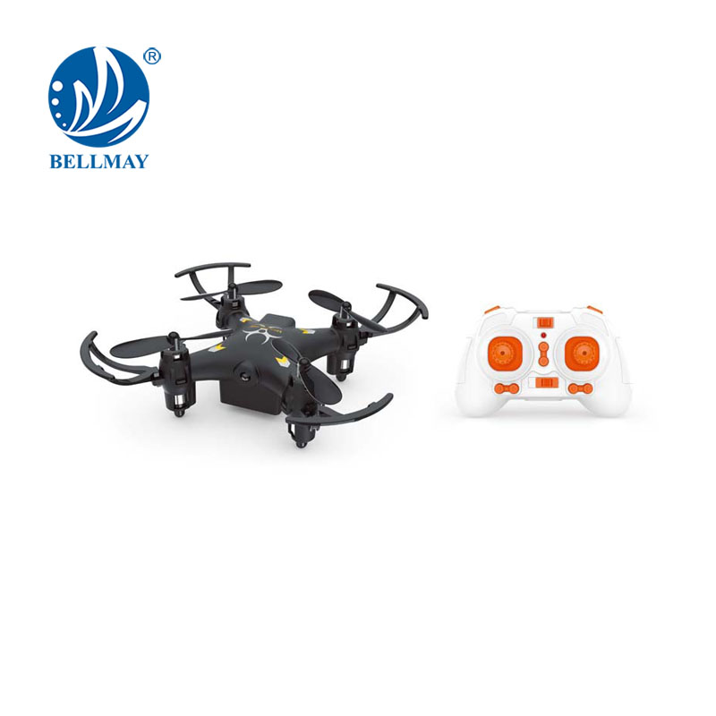 9CM Micro 2.4G 6-Axis RC nano quadcopter drone with hd camera