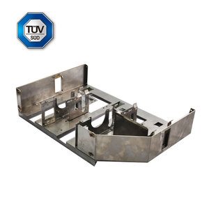Assembling Bending Small Stainless Steel Galvanized Metal Sheet Parts Fabrication For Cabinet