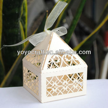 paper gift boxes for weddingdecorative christmas gift boxeslaser cutting wedding cake gift - Decorative Gift Boxes