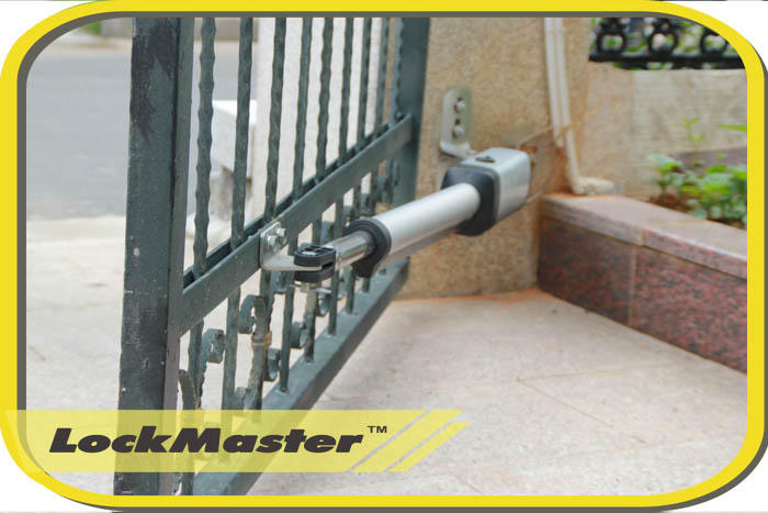 Automatic Dual Swing Gate Opener With Factory Price View