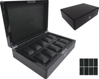 a6c1f5d5c07 Elegante Caixa De Relógio De Fibra De Carbono 10 Slots - Buy Caixa ...