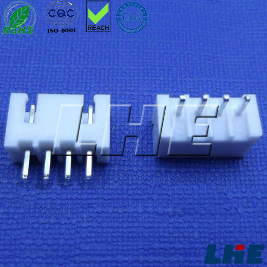 4 wire connector XH-4A 2.54mm pcb connector header