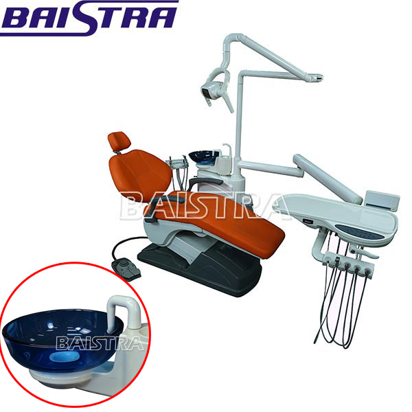 2017 New Luxury Type Tj2688-C3 Electricity Dental Chair