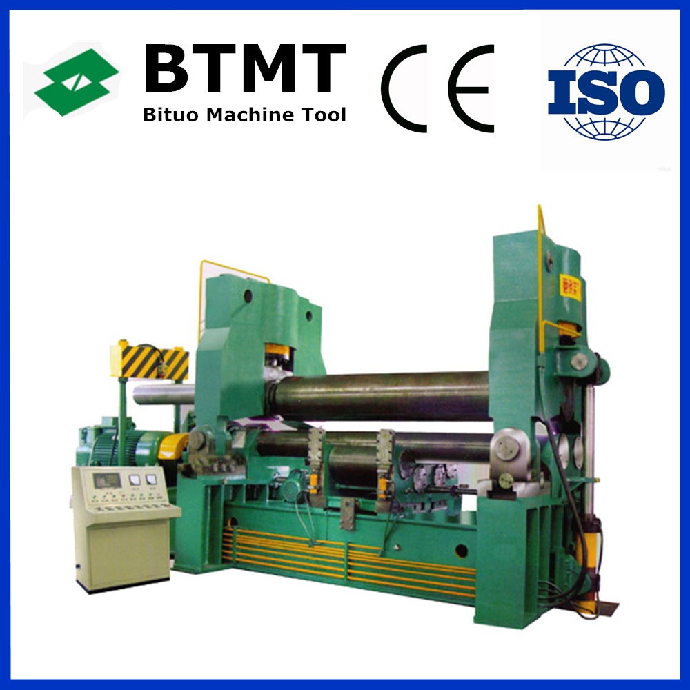 China Manufacturer W12 Series roller heat transfer machine with CE&ISO