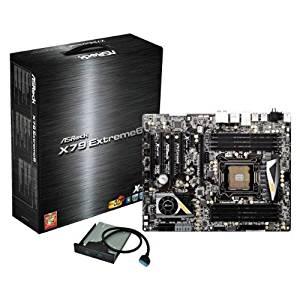 ASRock X79 EXTREME6 LGA2011/ Intel X79/ DDR3/ CrossFireX&SLI/ SATA3&USB3.0/ A&GbE/ ATX Motherboard (X79 EXTREME6)